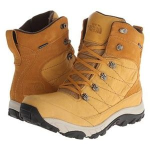The North Face Men's CHILKAT LEATHER BOOTS